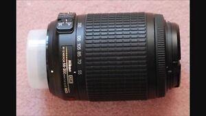 Nikon 55-200 DX 1:4-5.6 !!!! Great condition!