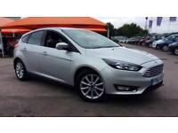 2016 Ford Focus 1.0 EcoBoost Titanium (Nav) 5d Manual Petrol Hatchback