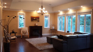 7Bed, 7bath House, North Vancouver, Available August, $ 6000