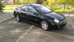 2004 Dodge neon R/T Low Km $4000 FIRM!!!