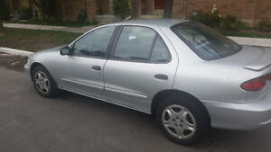 2002 Chevrolet Cavalier low kms