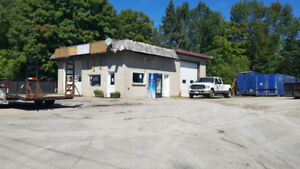Commercial space for lease in Haliburton