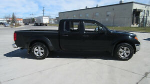 2011 Nissan Frontier, 4 door, 4x4,Certify 3Years Warranty availa