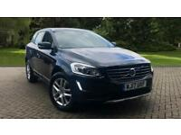 2017 Volvo XC60 D4 SE Lux Nav AWD Automatic W Automatic Diesel Estate