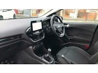 2019 Ford Fiesta 1.0 Ecoboost Zetec Man Manual Hatchback Petrol Manual