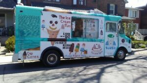 need parking 4 ice cream truck with electricity&water 4165359676