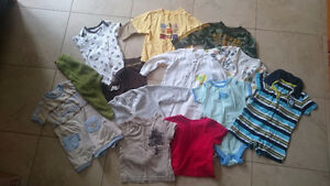 Baby Boy Clothes 6-12 Months