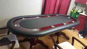 New luxuries poker table