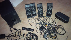 LOGITECH 5,5 - Perfect Sound System - for sale !