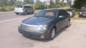 06 Caddilac CTS fully loaded  safety included