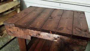 Matching Rustic Tables Cambridge Kitchener Area image 3