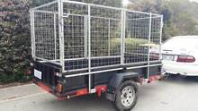 Caged Trailer Hire Florey Belconnen Area Preview