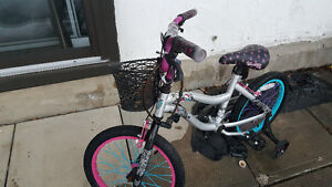 Monster high bike 18in