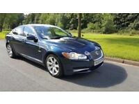 2009 JAGUAR XF 3.0 TD V6 AUTO LUXURY,1 OWNER, FULL SERVICE HISTORY,