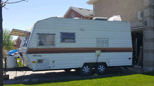 REDUCED!! 18Ft Terry Taurus Travel Trailer