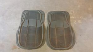 Rubber car mats