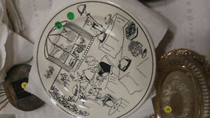 Character plates