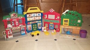 Fisher Price Little People Learn About Town Kawartha Lakes Peterborough Area image 1