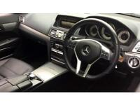2014 Mercedes-Benz E-Class E200 AMG Sport 2dr 7G-Tronic Automatic Petrol Coupe