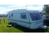 Swift conqueror 630 se twin axle caravan