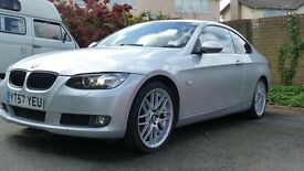 REDUCED!! BMW 320i e92 coupe