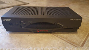 Rogers cable box - Explorer 1840