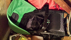 Evenflo stroller/carseat and lots more!