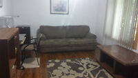 * Vintage 2 seater couch love seat *