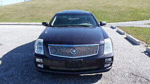 2006 CADILLAC STS AWD NAVIGATION ETEST & SAFETIED $6475.00 LOADE