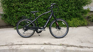 """Electric Bicycle,almost New ebike,26"""",pedal assist,w/manual"""