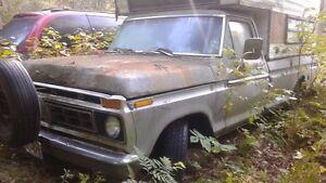 70s ford pickup f100 ranger