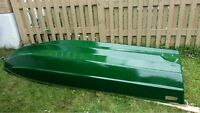 12 ft Fibre Glass boat and motor