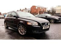 Volvo V50 1.6D 2011 DRIVe SE Luxury ***CHEAPEST IN THE UK/GRAB A BARGAIN***