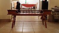 vintage vilas side/end/coffee table