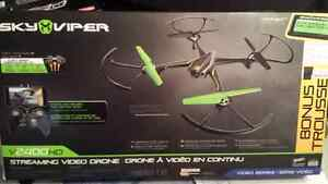 Sky viper v2400hd drone with HD video streaming