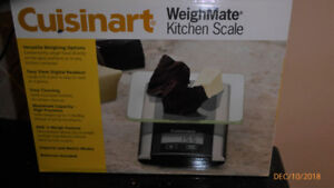 Cuisinart Kitchen scale