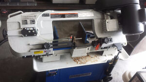 Magnum 7x12 Hydraulic Metal Band Saw