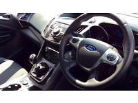 2013 Ford C-MAX 1.6 TDCi Titanium X 5dr Manual Diesel Estate