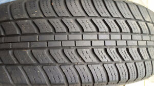 one tire p185/60/15 inch in vg condition