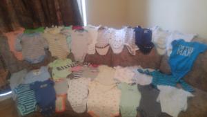 Baby Boy Diaper vest
