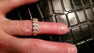 14 diamond gold ring  Kingston Kingston Area image 5