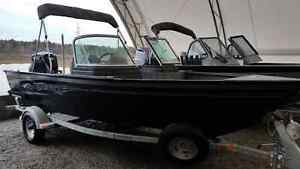 2016 CLEARANCE SALE! Lund 1750 Rebel XS ( fishing boat )