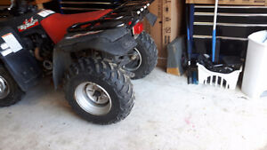 1992 Yamaha big bear 350 4x4 in mint condition Cambridge Kitchener Area image 2