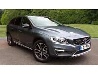2017 Volvo V60 D3 Cross Country Lux Nav Automatic Petrol Estate