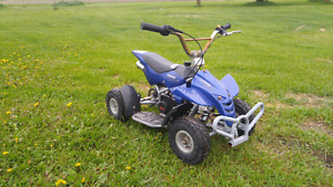 50cc kids mini quad
