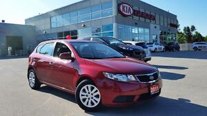 2011 Kia Forte5 LX | NO ACCIDENTS | 1 OWNER |