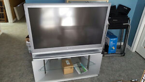 "SONY 42"" TV with Stand"