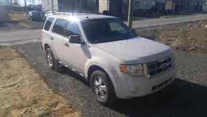 2011 Ford Escape XLT 2X4
