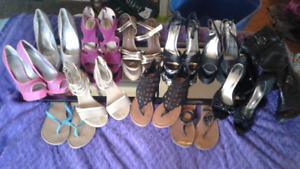 Sexy shoe lot size 8/9