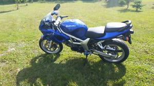 2002 suzuki sv 650 s